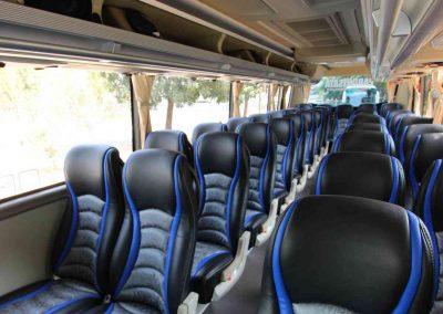 Sewa Bus Pariwisata Bandung 30 – 35 seat