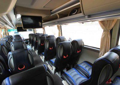 Standard Pelayanan Transportasi Pariwisata