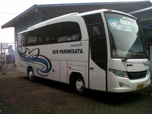 Kelebihan Sewa Bus Pariwisata