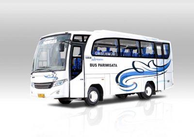 sewa bus bandung medium