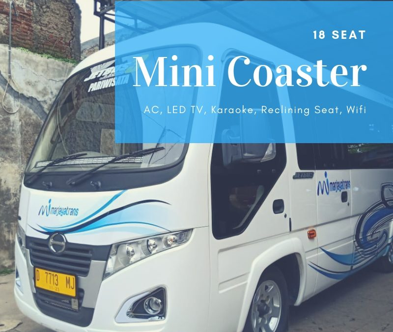 Sewa Mini Coaster Bandung