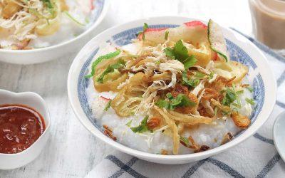 Info Wisata Kuliner di Bandung : 5 Tempat Bubur Ayam di Bandung                                        5/5(2)