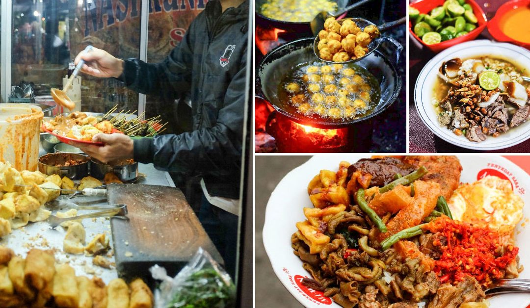 Info Wisata Kuliner di Bandung : 5 Kuliner Malam di Bandung ( belum ada rating )