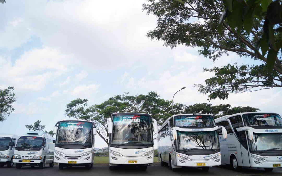 Cara Menyewa Bus Pariwisata