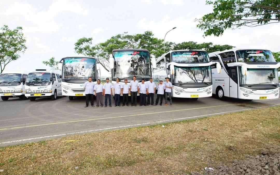 Marjaya Trans Spesialis City Tour Bandung                                        4.96/5(26)