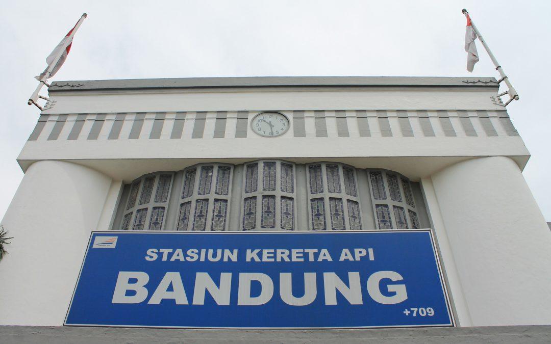 Stasiun Kereta di Bandung