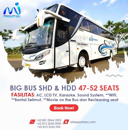 Sewa Bus Wisata Terbaru di Bandung 2020 5/5 (1)