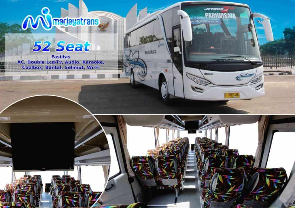 rental bus pariwisata di Bandung