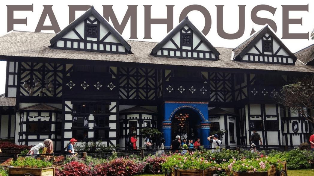 Menikmati Liburan di Farmhouse Lembang Bandung ( belum ada rating )