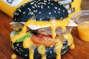 Tempat Menikmati Burger di Bandung