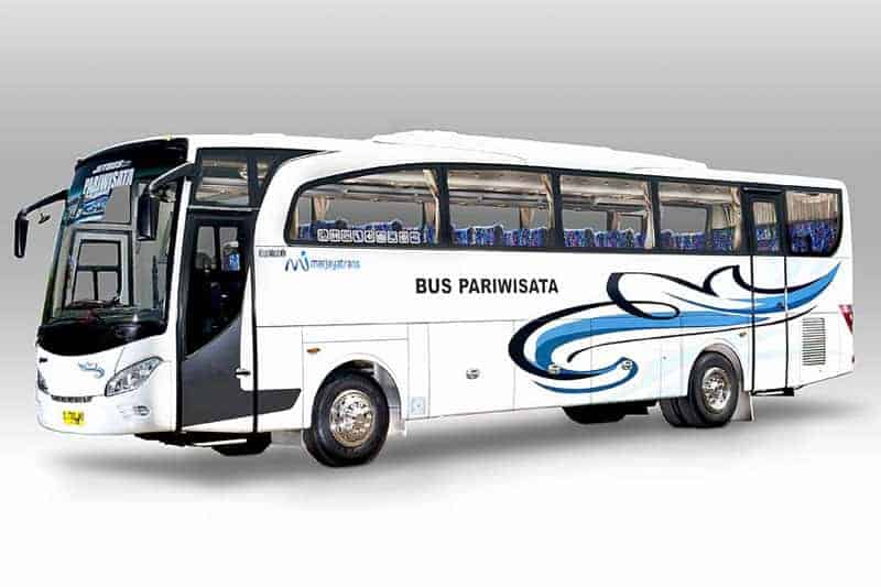 sewa bus pangandaran